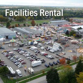 Facilities Rental tile