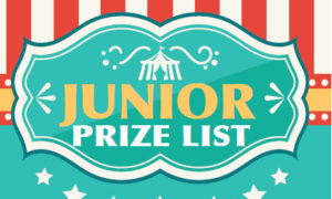 Junior Prize List