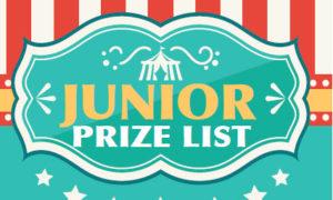 Junior Prize List