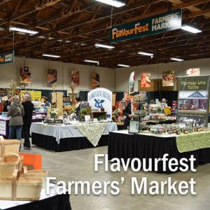 Flavourfest Farmers' Market