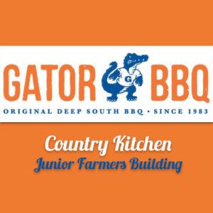 Gator BBQ Tile